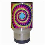 Fractal34 Travel Mug (White) from Custom Dropshipper Center