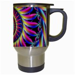 Fractal34 Travel Mug (White) from Custom Dropshipper Right