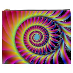 Fractal34 Cosmetic Bag (XXXL) from Custom Dropshipper Front