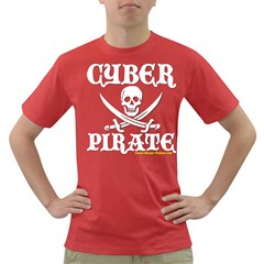 Cyber Pirate  Dark T Front