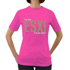 I m Too ESXi Women s Dark T Front