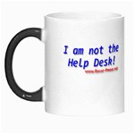 Not Help Desk Morph Mug from Custom Dropshipper Left