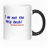 Not Help Desk Morph Mug from Custom Dropshipper Right